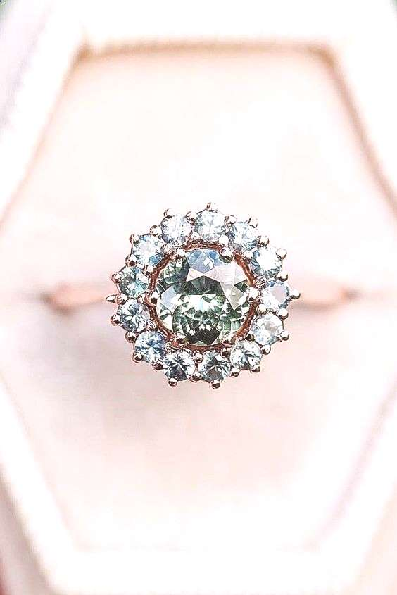 32 Engagement Rings To Blow Your Mind Away   - Trendy Wedding Ideas Blog - -  32 Engagement Rings T