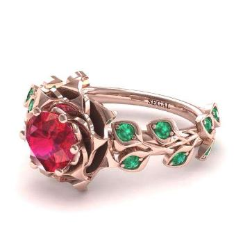 A handmade Stunning Unique Ring - She will love it Contact us today to guarantee availability and d