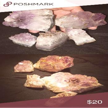 Amethyst decor! Stunning amethys, beautiful collection! Perfect to get the got vibes going and most