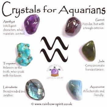 Crystals for the zodiac | Alexandra's wonders