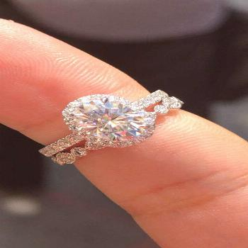 Engagement ring   Curated pins by www.voeu-du-