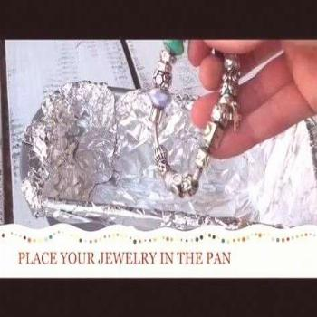 Incredibly Awesome Awesome Great DIY Jewelry Cleaner  Bitz & Giggles