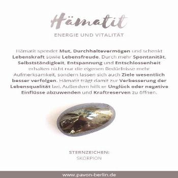 Meaning of Hematite for un -