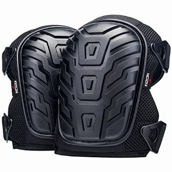 NoCry Professional Knee Pads with Heavy Duty Foam Padding