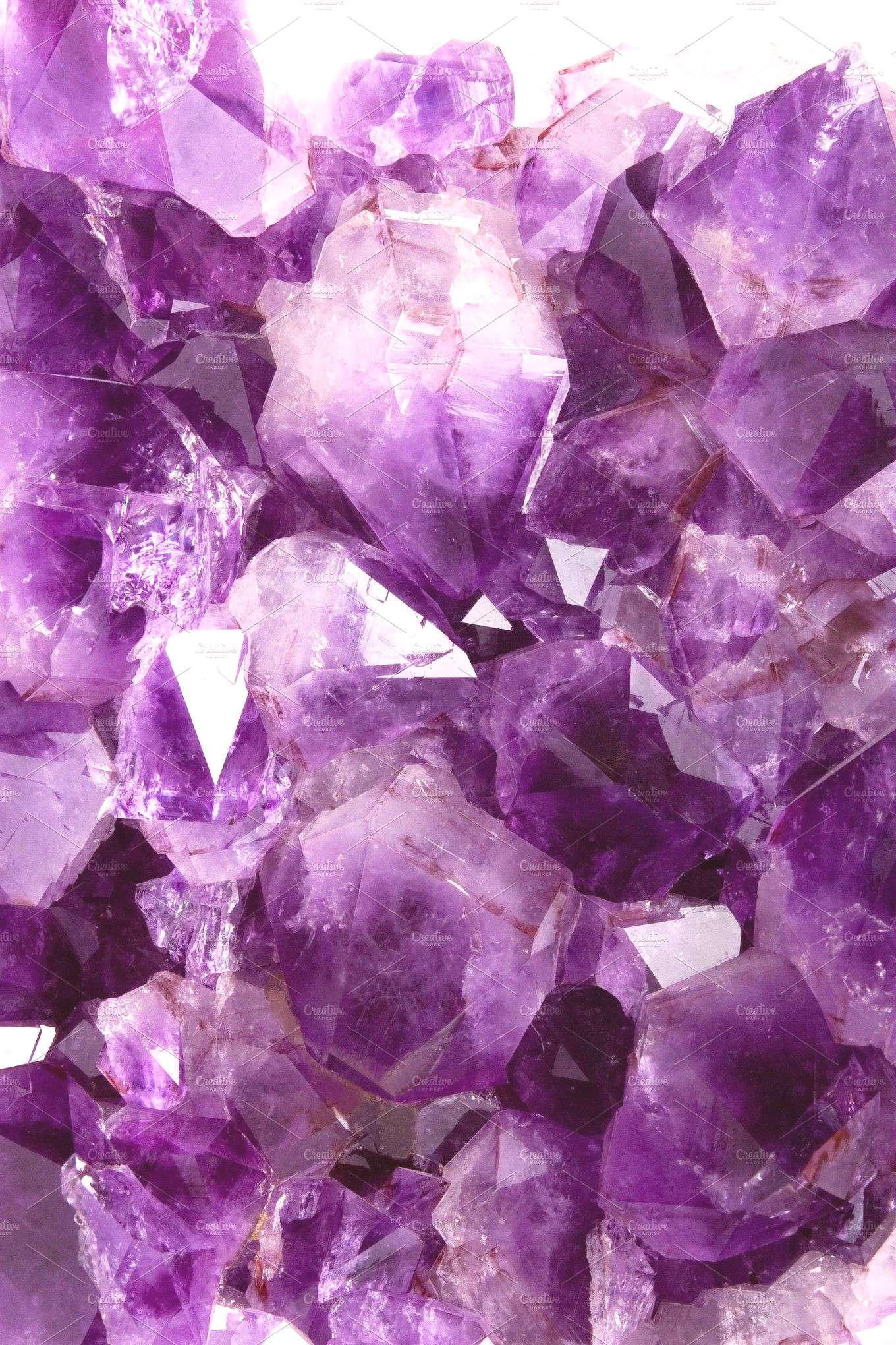 Amethyst background by asife on @creativemarket
