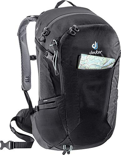 Deuter Casual Daypack, Black, One Size