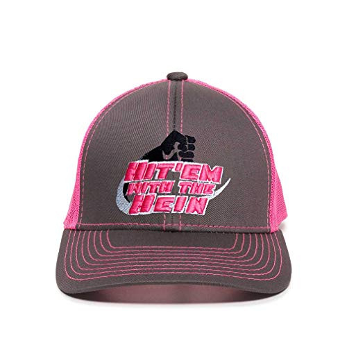 Hitem with The Hein Embroidered Hat, Howard Stern Show,