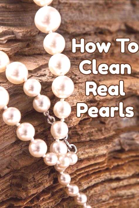 How To Clean Real Pearls