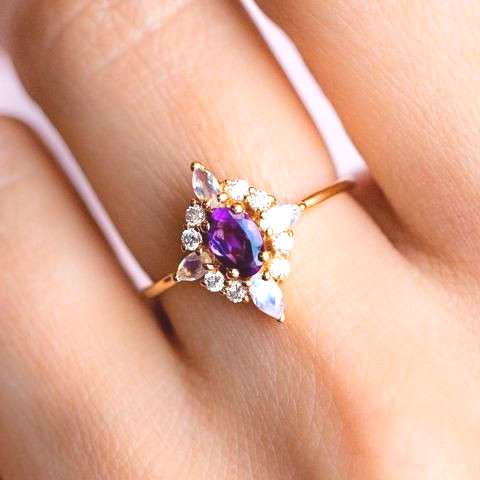 local eclectic | rings from independent, under the radar designer