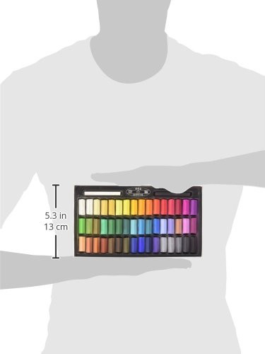 Non Toxic Mungyo Soft Pastel Set of 48 Assorted Colors