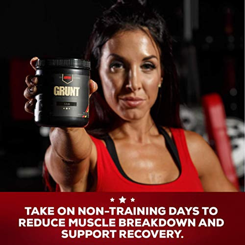 Redcon1 Grunt, EAAs, 30 Servings, Recovery Supplement