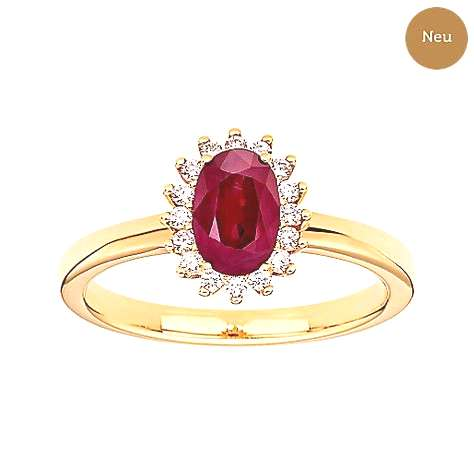 Such a gorgeous rubin ring